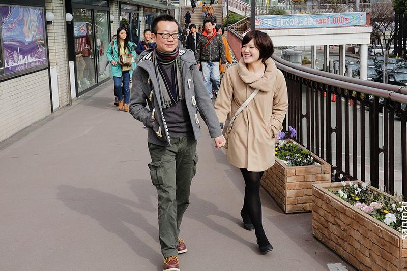 Воскресный январский день в Кобе