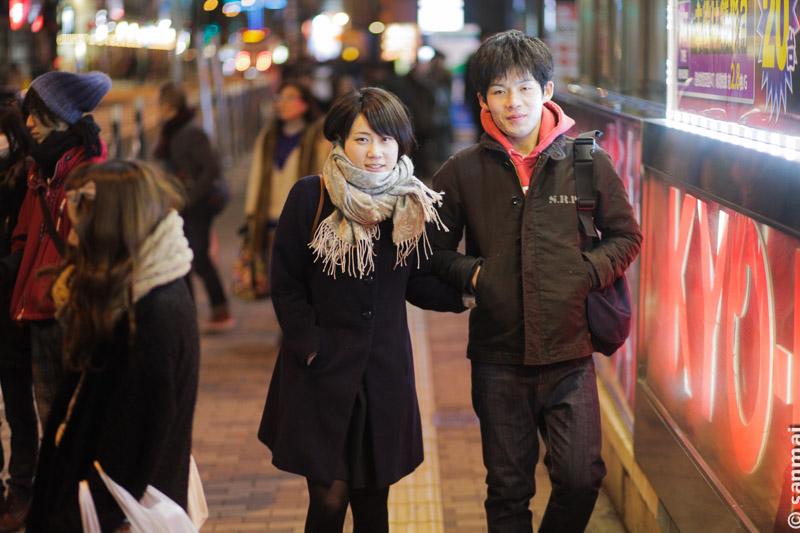 Февраль в Осаке