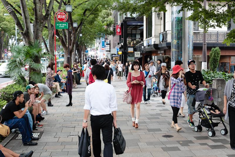 День и День в Токио - люди на фото