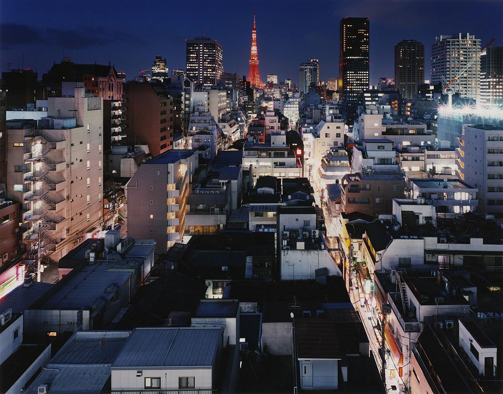 Sato Shintaro - Shiba Minato-ku 2004