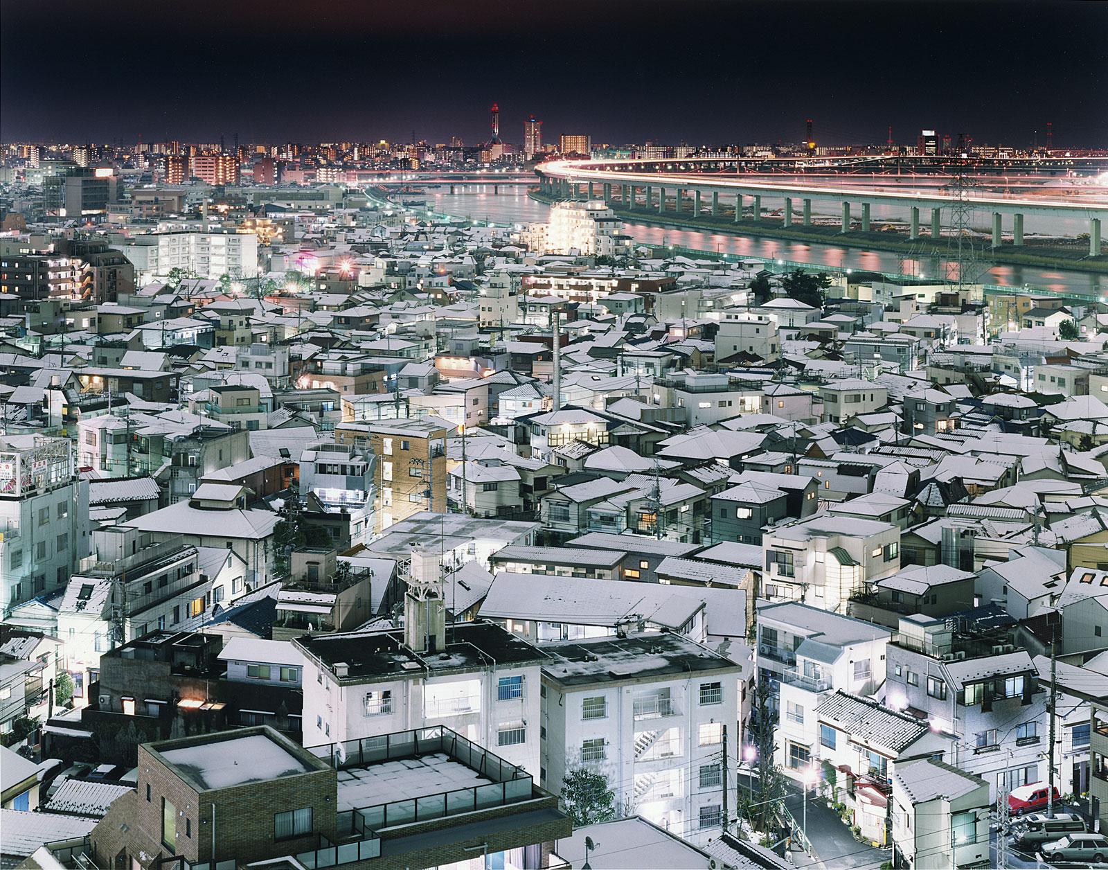Sato Shintaro - Shinkoiwa Katsushika-ku 2005