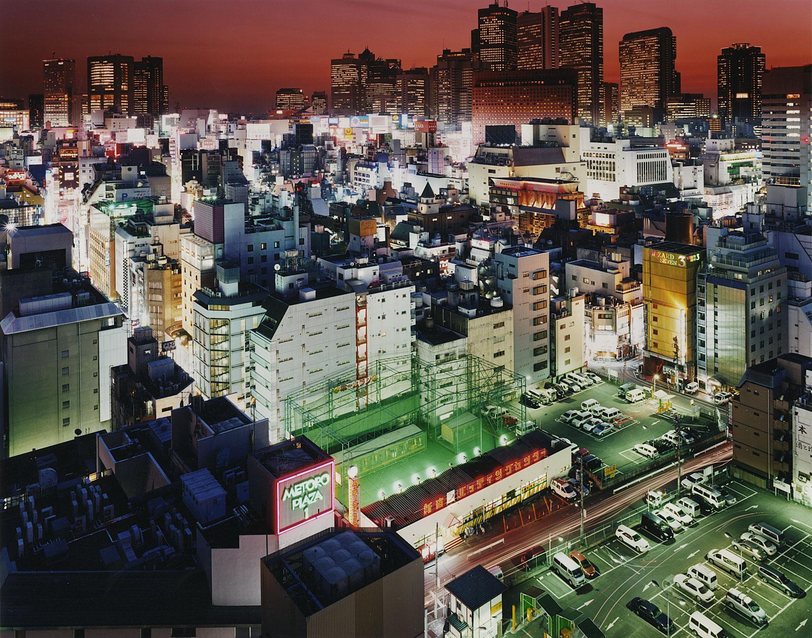 Sato Shintaro - Kabuki-cho Shinjuku-ku 2007