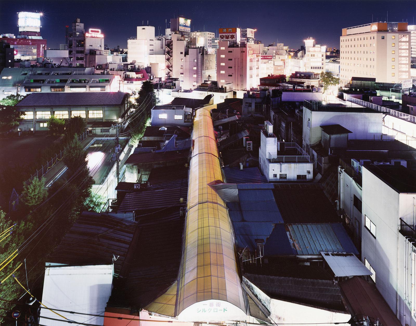Sato Shintaro - Akabana Kita-ku 2005