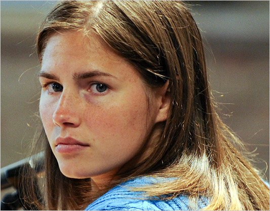 amanda knox hot. Amanda Knox, the American