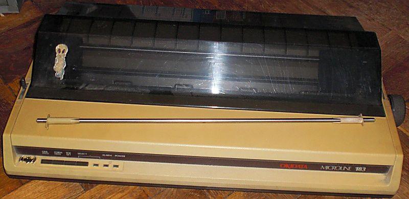 Инструкцию принтера star nx1500