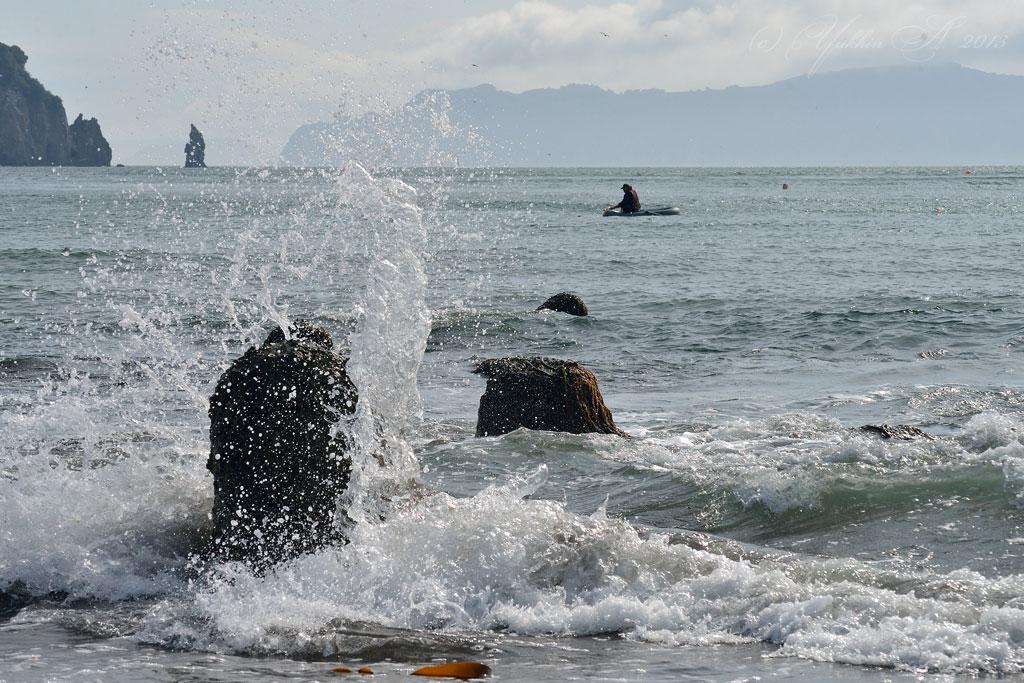 фото. Тихий океан