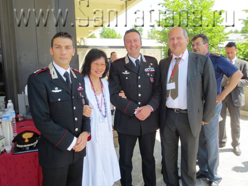 Conference on Terrorism and Crime in the University of Pescara-Chieti