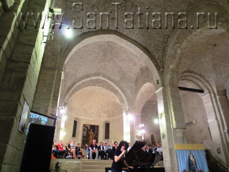 Abbazia Sant'Elena_Giovanni Allevi