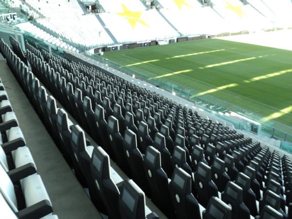 ЭкскурсиЯ стадион ювентуса
