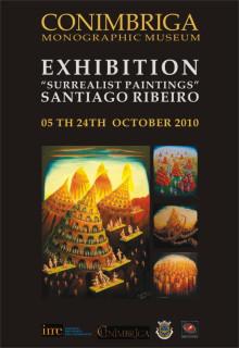 CONIMBRIGA MONOGRAPHIC MUSEUM - Santiago Ribeiro exhibition