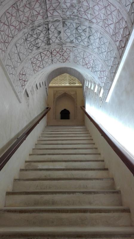 Достопримечательности Омана. Крепости -