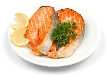 Новые горячие блюда на основе рыбы в