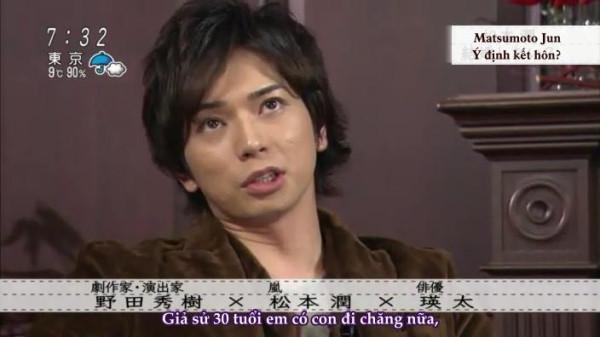 Matsumoto Jun vietsub