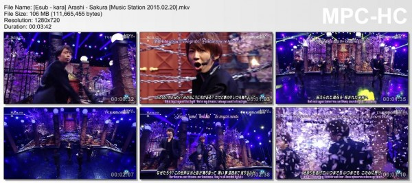 [Esub - kara] Arashi - Sakura [Music Station 2015.02.20].mkv_thumbs_[2015.02.21_00.01.28]