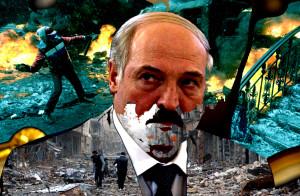 Белоруссия Лукашенко Майдан