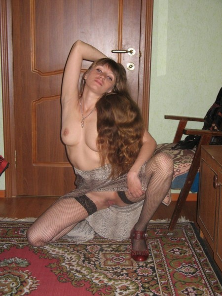 домашнее фото русское ню