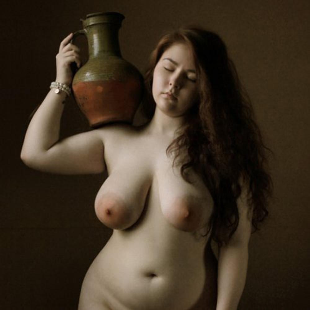 Фото голых пышек девушек