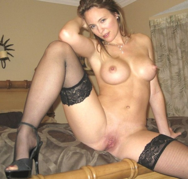 Частное фото секс в чулках