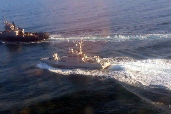 На одном из кораблей ВМС Украины было двое сотрудников спецслужб