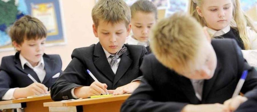 В Крыму более 10 тысяч школьников изучают украинский язык