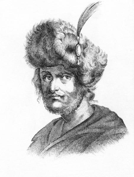 Pseudo-Dimitrij