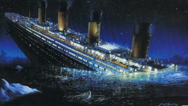 Москва как Титаник