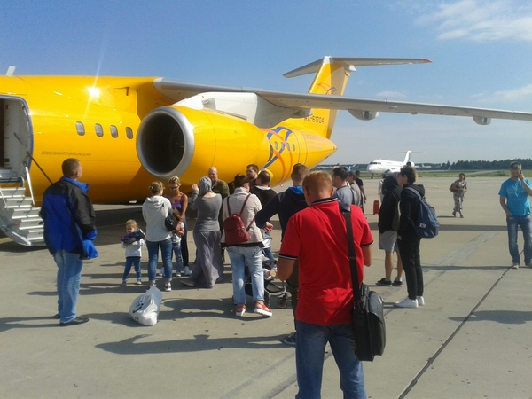 фото-самолет