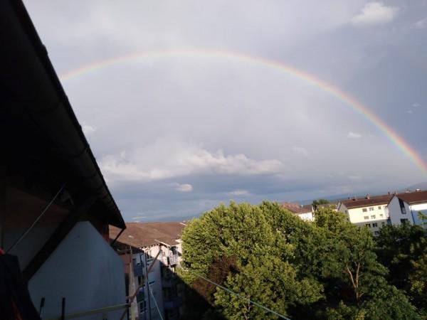 Еще на тему радуги