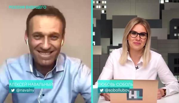 32 мая, или Тест для Навального