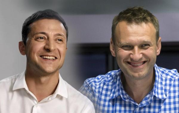 Украина по заветам Навального