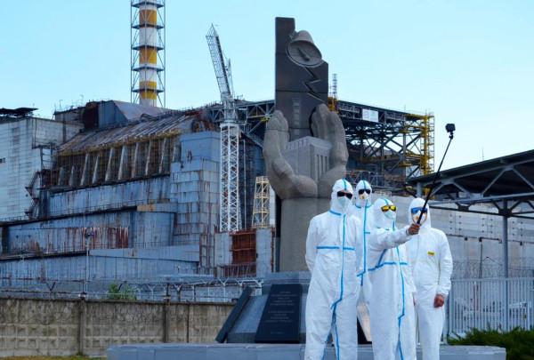 Чернобыль. Разгон мощности на мгновенных нейтронах (с)
