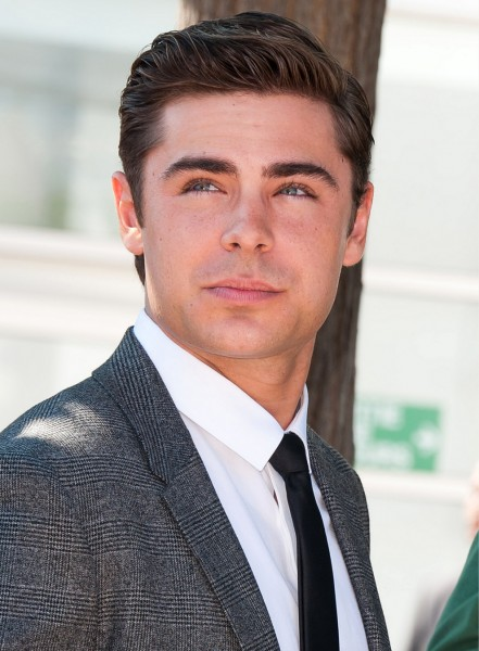 Zac Efrom Cannes 2012