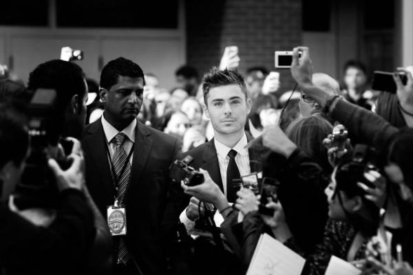 Zac Efron - Paperboy Premiere Arrivals TIFF2012
