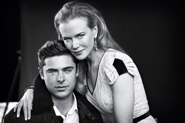 Zac Efron & Nicole Kidman