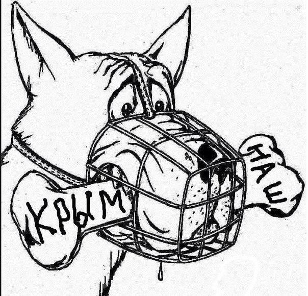 """Россия стягивает военную технику на север оккупированного Крыма, - """"Крым.Реалии"""" - Цензор.НЕТ 9410"""