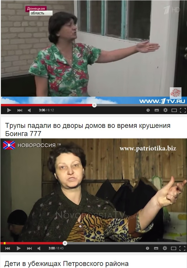 Изображая жертву - россияне заврались в «кремлевских сериалах» о Донбассе (ФОТо, ВИДЕО) (фото) - фото 6