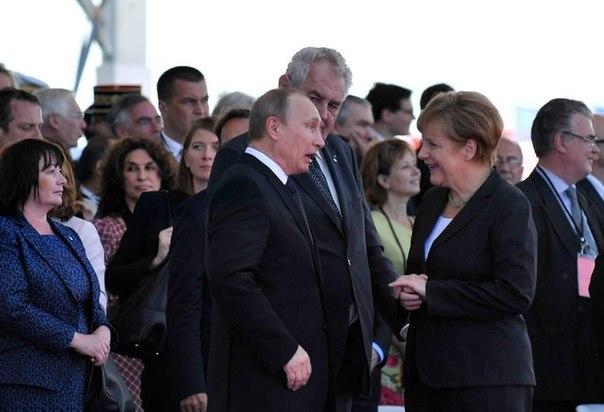 Меркель Яроша призначають послом України у РФ, чув