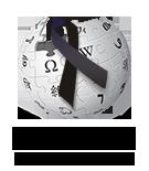 Wikipedia-logo-v2-uk-with_black_mourning_ribbon