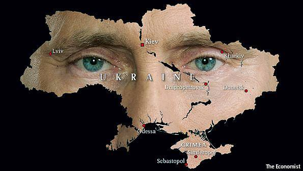 2014-Украина-Путин
