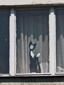 котэ-в-окне