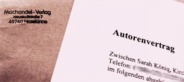 Machandel Autorenverlag