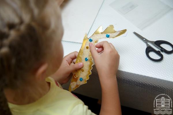 Детский музейный центр «Дача Мощевитина» приглашает на программу выходного дня