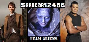 Team Aliens banner