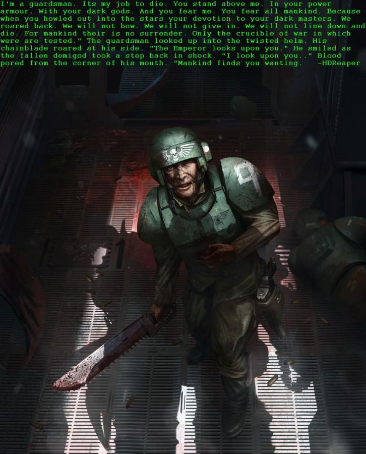 Only War No Surrender By ukitakumuki