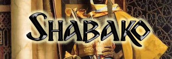 Shabako Card copy