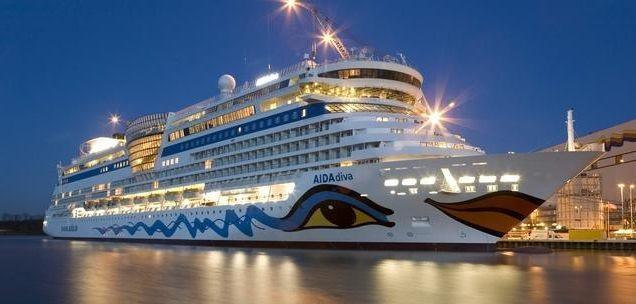 AIDAdiva-cruise-ship