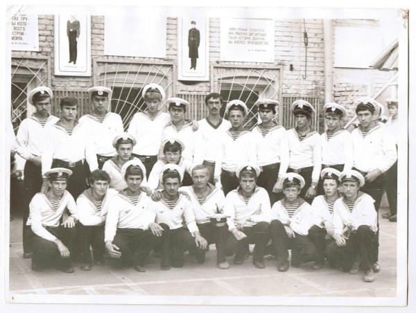 Училище речников_1983-86