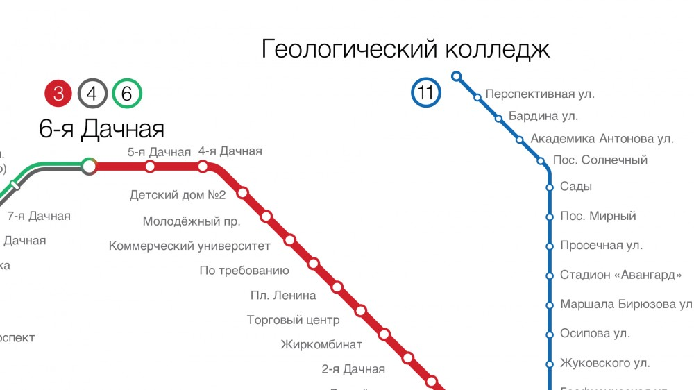 Ленинский и Кировский районы