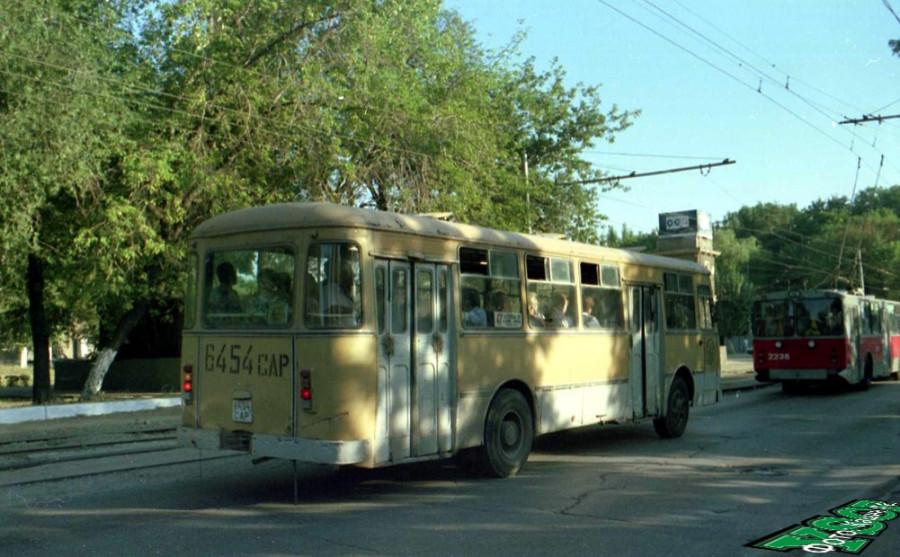 в Саратове маршрута №47 не