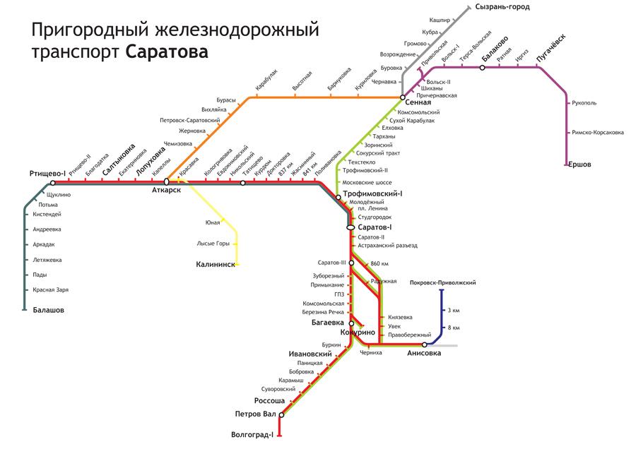 Пригородные-электрички-Саратов_